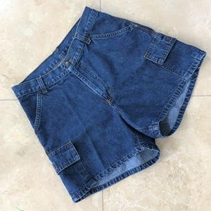 Vintage (Lee) Riders High Waisted Utility Short
